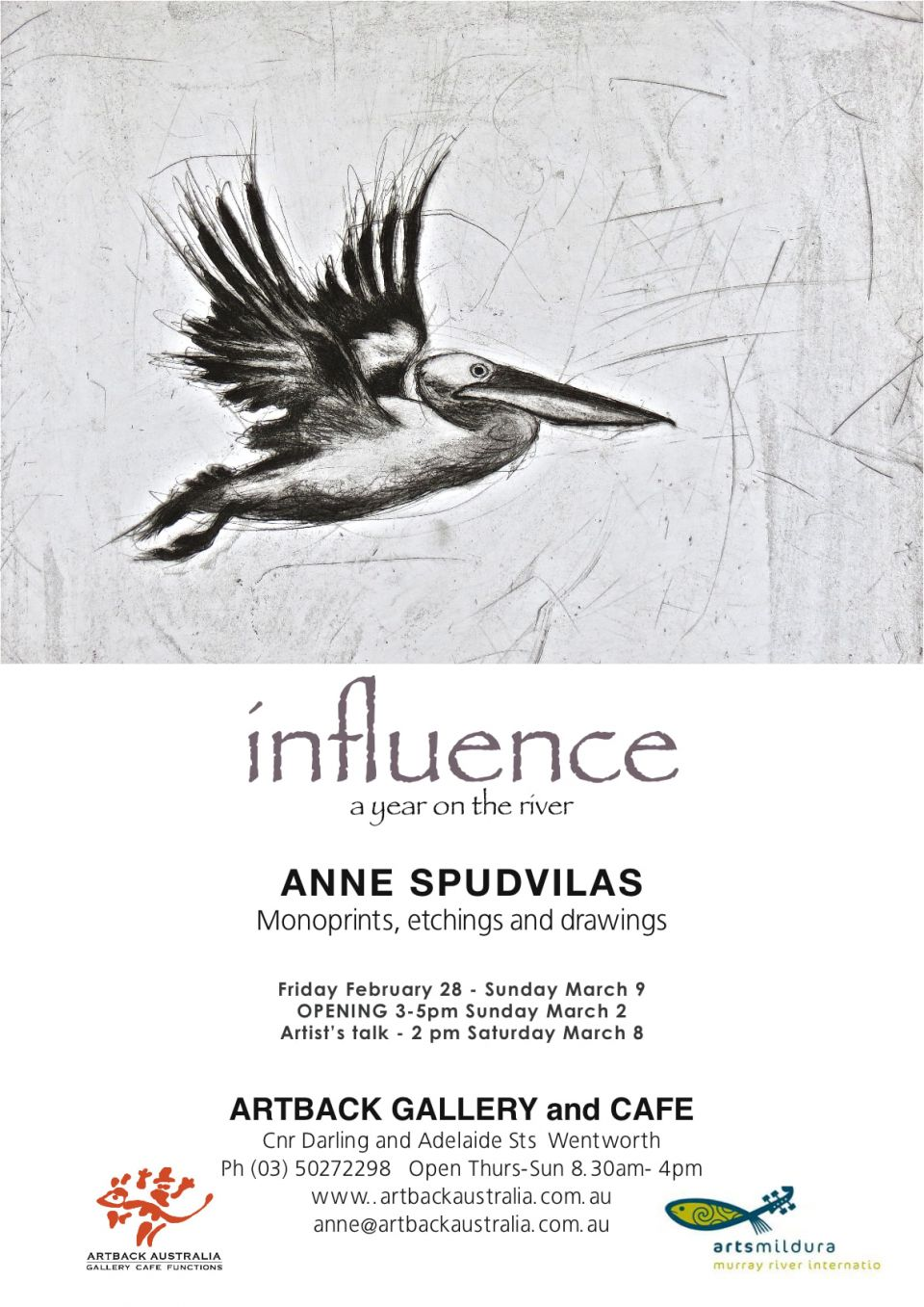 influenceposter