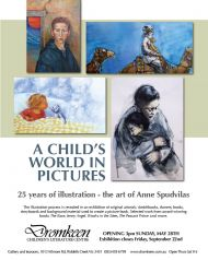 The picture book art of Anne Spudvilas