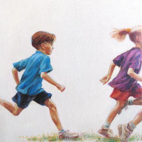 'In class races. . .'
