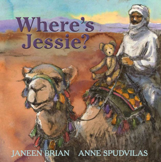 picture book by Janeen Brian pub. National Library of Australia