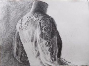 Bride ll (detail)